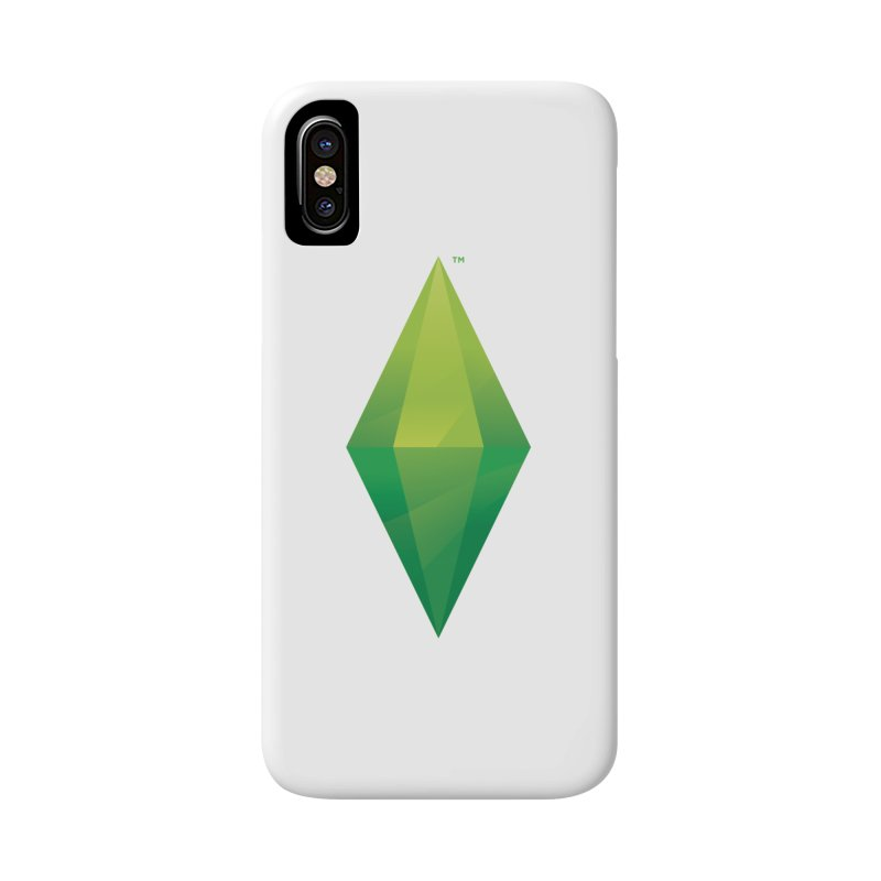 Green Plumbob Accessories Phone Case by The Sims Official Threadless Store
