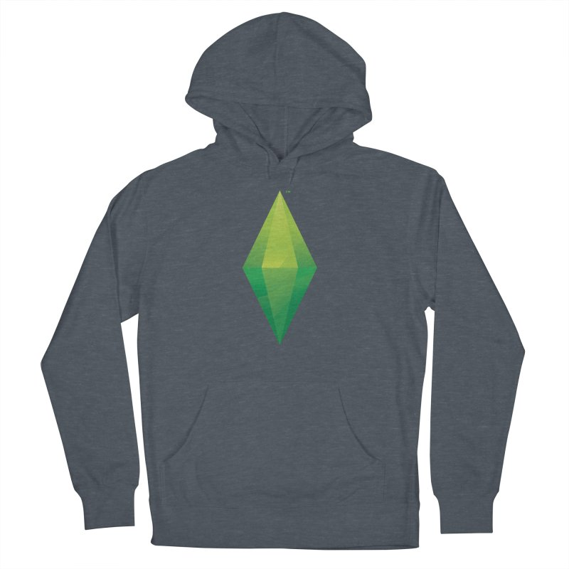 Green Plumbob Women's Pullover Hoody by The Sims Official Threadless Store