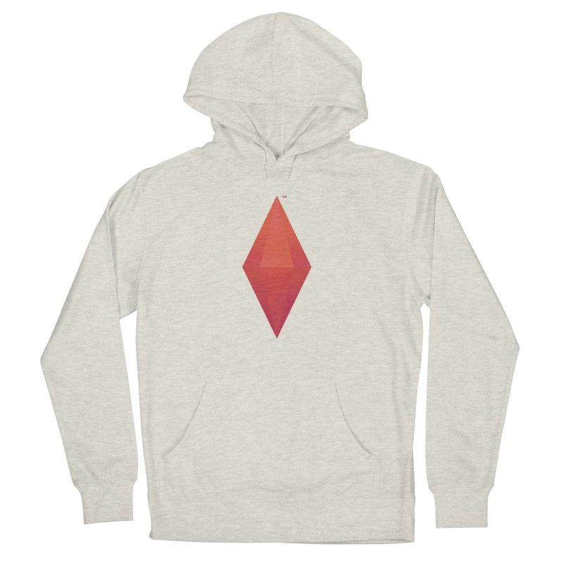 Red Plumbob Women's Pullover Hoody by The Sims Official Threadless Store