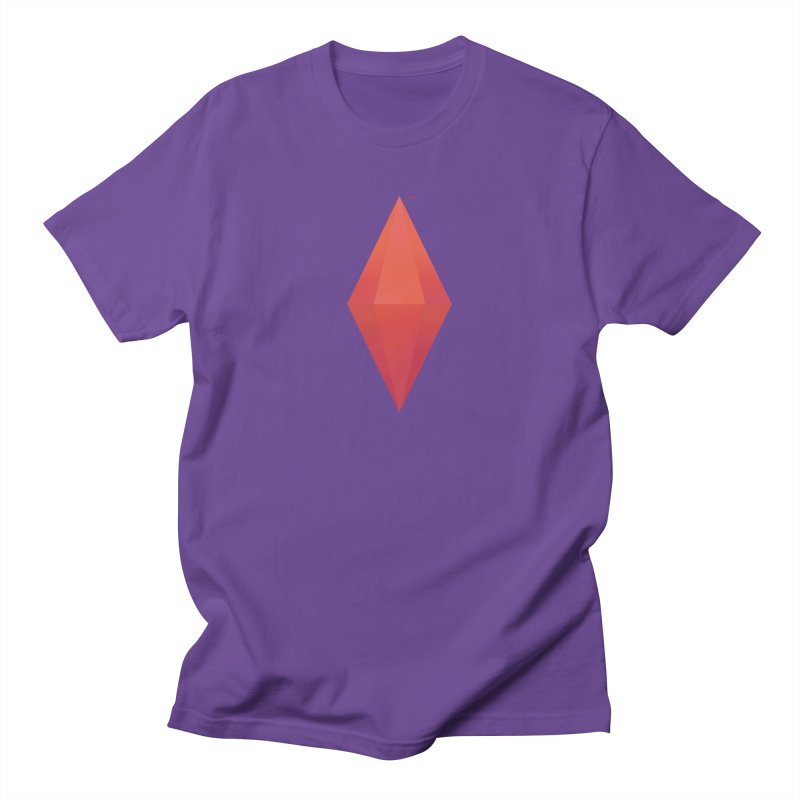 Red Plumbob Women's Unisex T-Shirt by The Sims Official Threadless Store