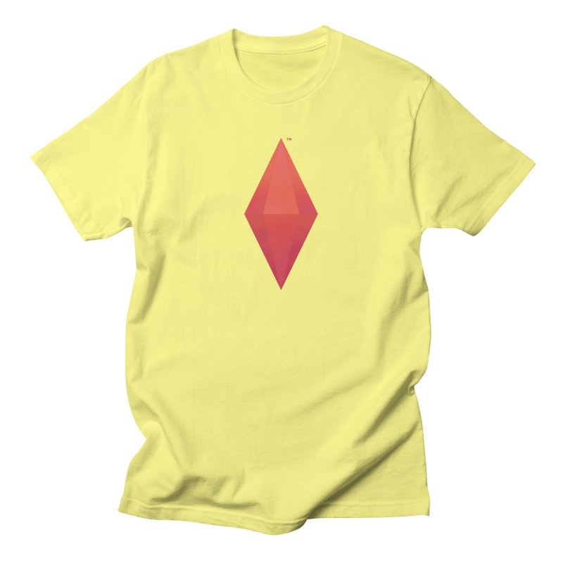 Red Plumbob Men's T-shirt by The Sims Official Threadless Store