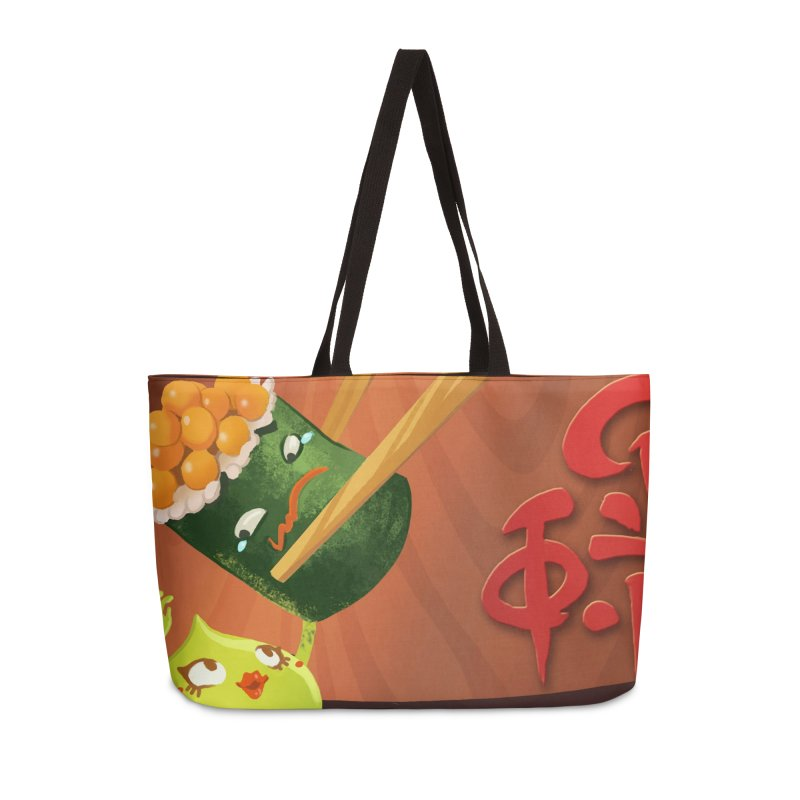 Wasabi Romance Accessories Bag by The Sims Official Threadless Store