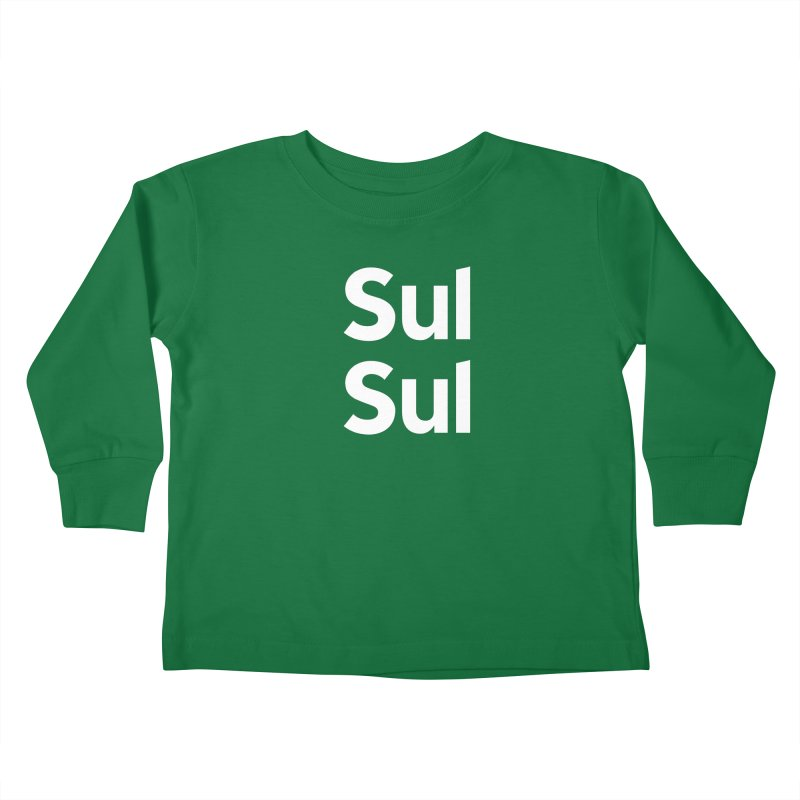 Sul Sul Kids Toddler Longsleeve T-Shirt by The Sims Official Threadless Store