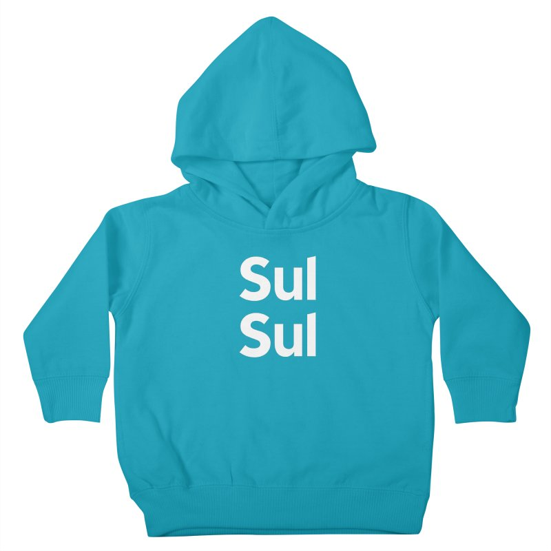 Sul Sul Kids Toddler Pullover Hoody by The Sims Official Threadless Store