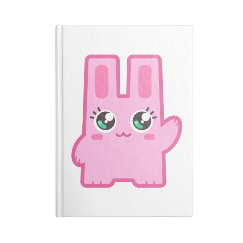 Freezer Bunny Accessories Notebook by The Sims Official Threadless Store
