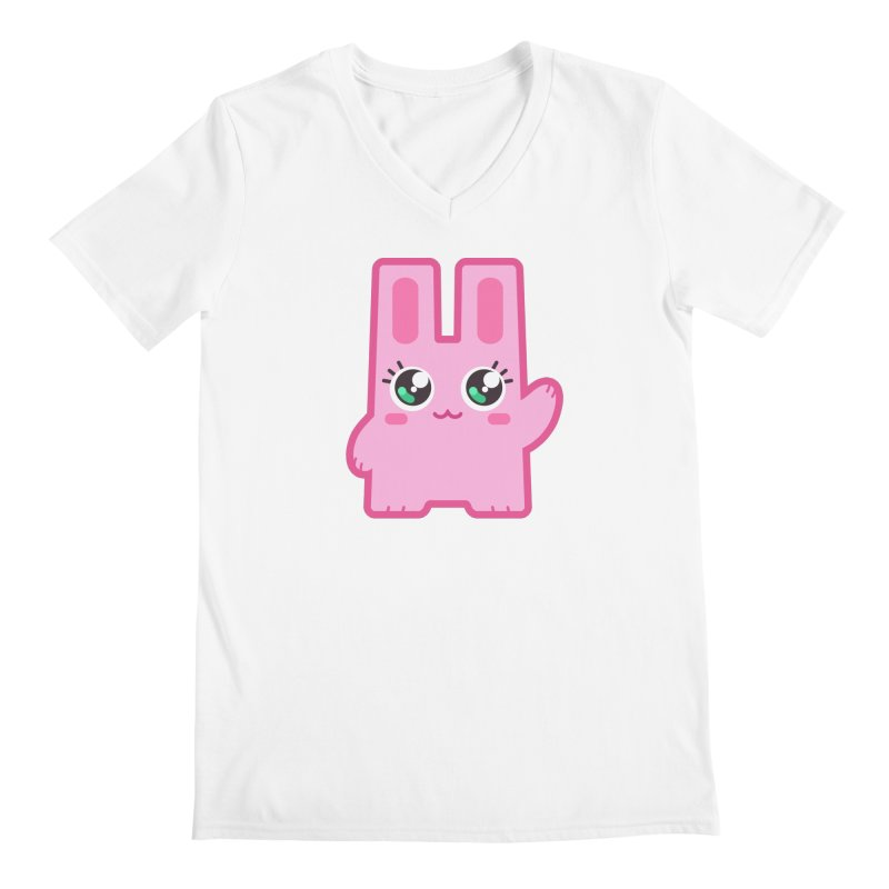 Freezer Bunny Men's V-Neck by The Sims Official Threadless Store