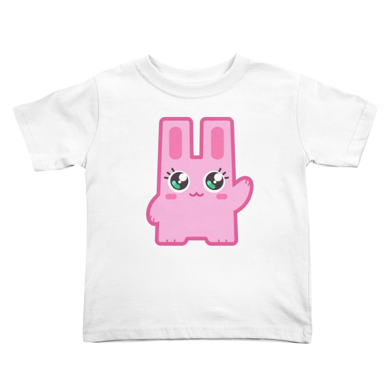 Freezer Bunny Kids Toddler T-Shirt by The Sims Official Threadless Store