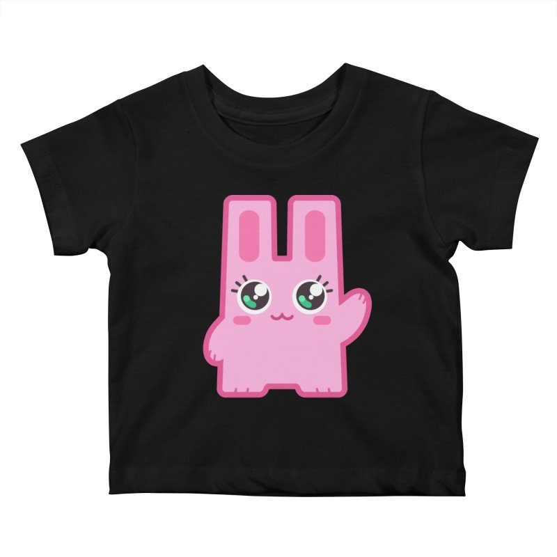 Freezer Bunny Kids Baby T-Shirt by The Sims Official Threadless Store