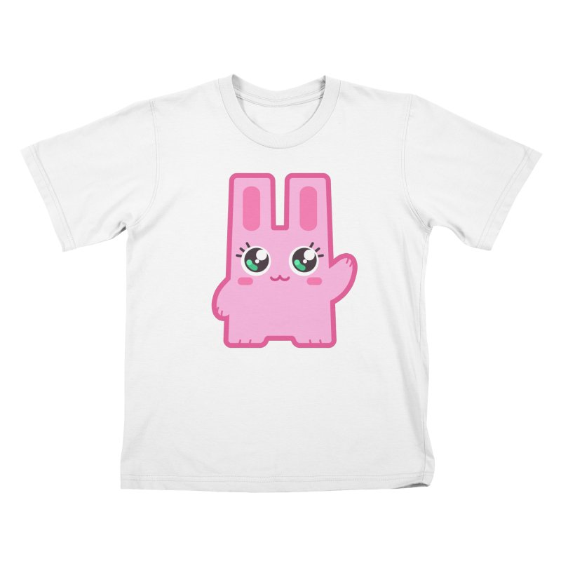 Freezer Bunny Kids T-Shirt by The Sims Official Threadless Store
