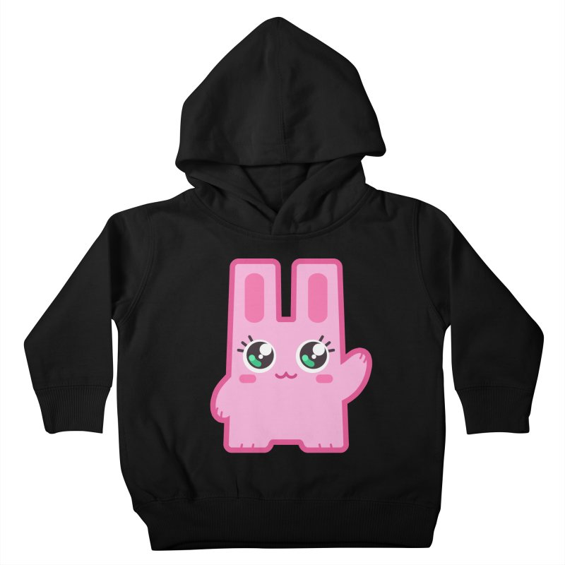 Freezer Bunny Kids Toddler Pullover Hoody by The Sims Official Threadless Store