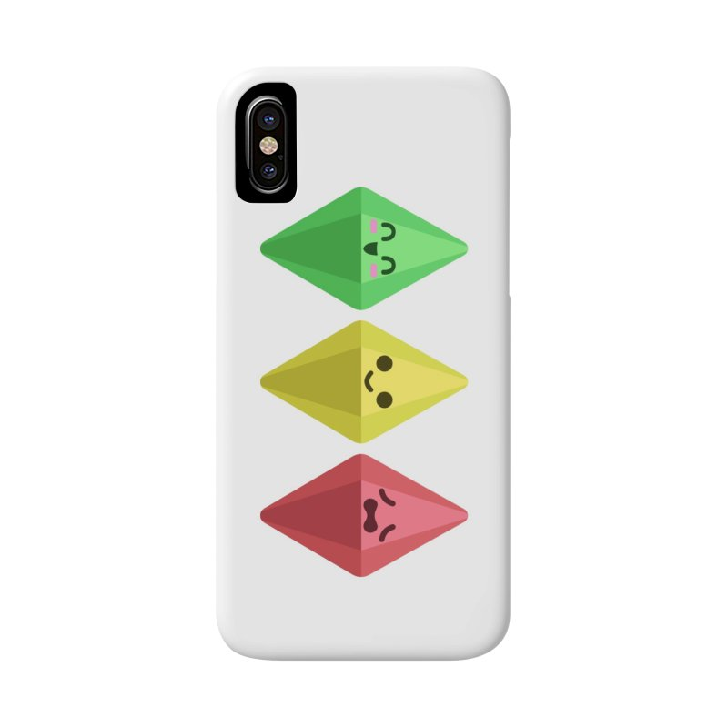 The Sims 18th Anniversary Accessories Phone Case by The Sims Official Threadless Store