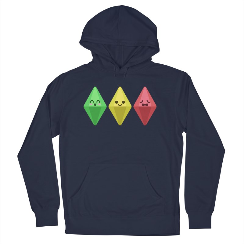 The Sims 18th Anniversary Men's Pullover Hoody by The Sims Official Threadless Store
