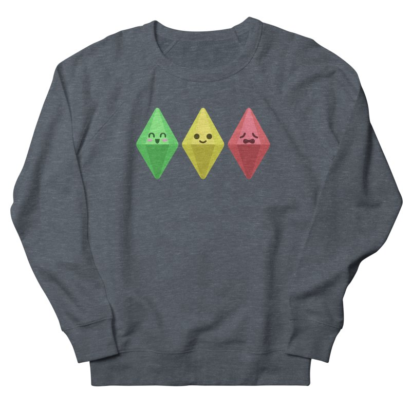 The Sims 18th Anniversary Women's French Terry Sweatshirt by The Sims Official Threadless Store