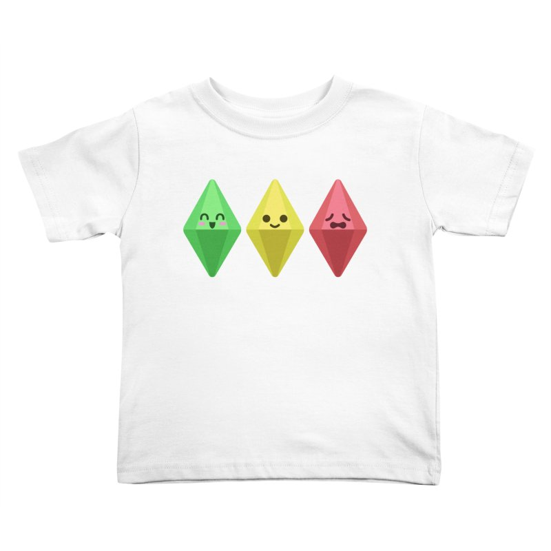 The Sims 18th Anniversary Kids Toddler T-Shirt by The Sims Official Threadless Store