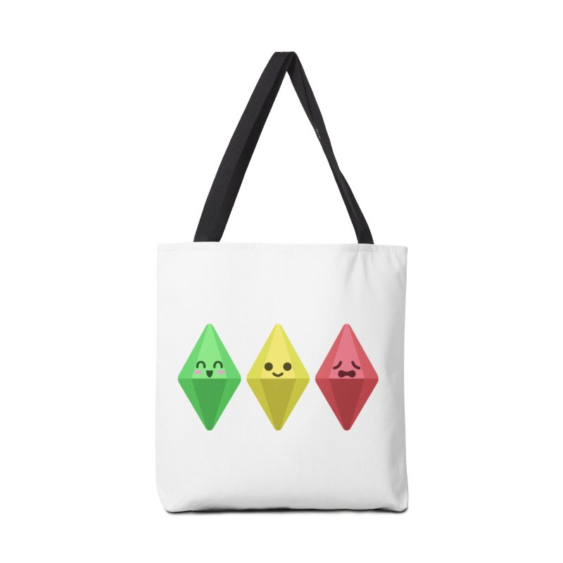 The Sims 18th Anniversary Accessories Bag by The Sims Official Threadless Store