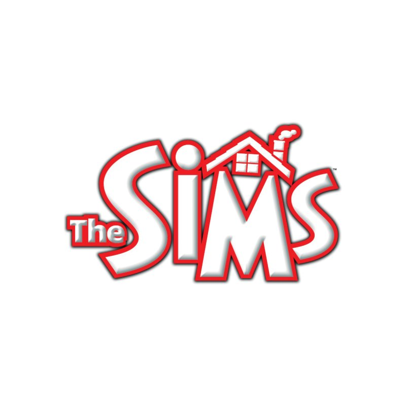 The Sims Logo Kids T-Shirt by The Sims Official Threadless Store