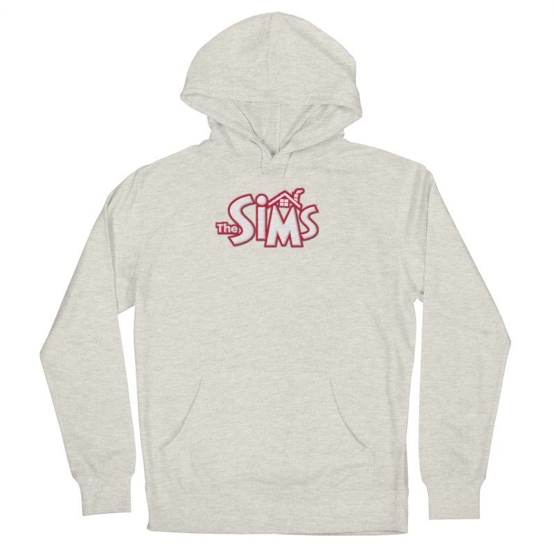 The Sims Logo Men's Pullover Hoody by The Sims Official Threadless Store