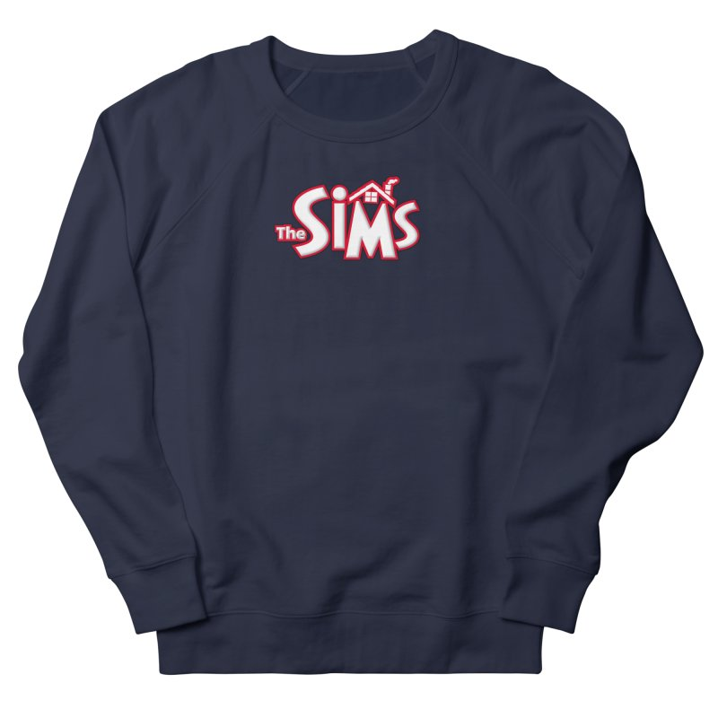 The Sims Logo Men's Sweatshirt by The Sims Official Threadless Store