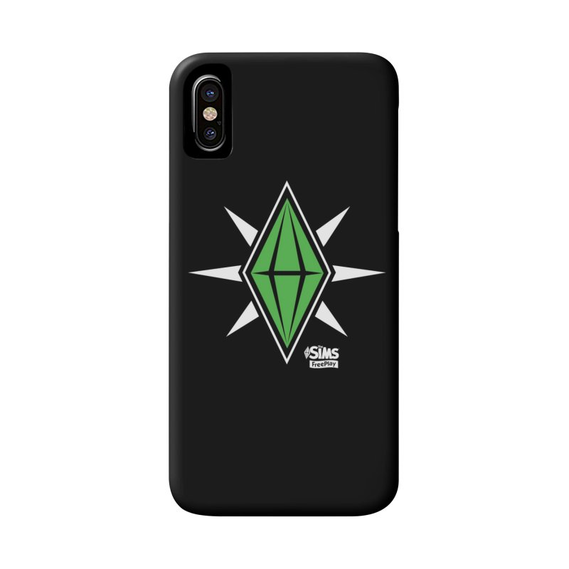 The Sims FreePlay Accessories Phone Case by The Sims Official Threadless Store