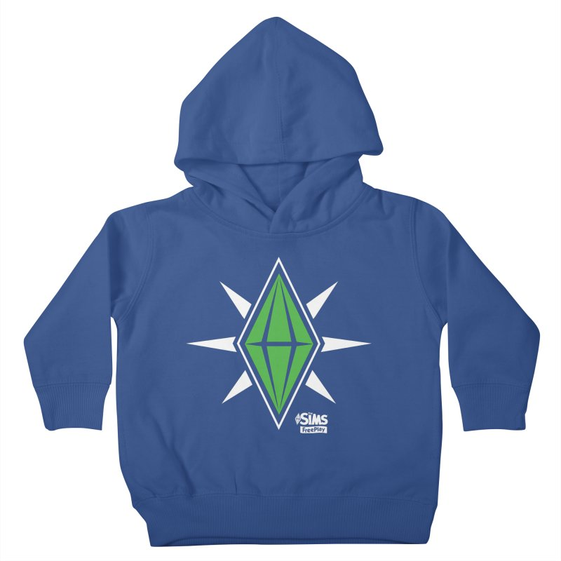 The Sims FreePlay Kids Toddler Pullover Hoody by The Sims Official Threadless Store