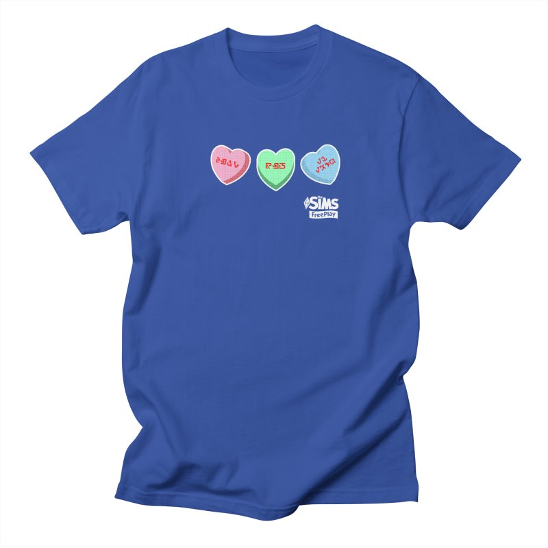 The Sims FreePlay Candy Hearts Women's Unisex T-Shirt by The Sims Official Threadless Store