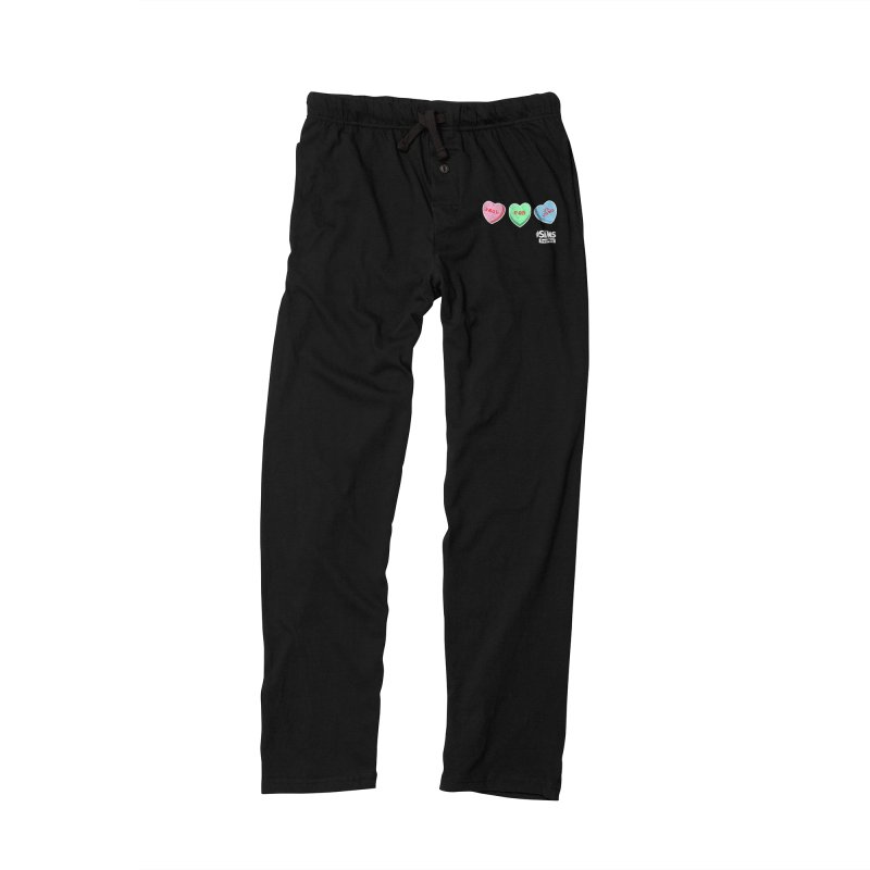 The Sims FreePlay Candy Hearts Women's Lounge Pants by The Sims Official Threadless Store
