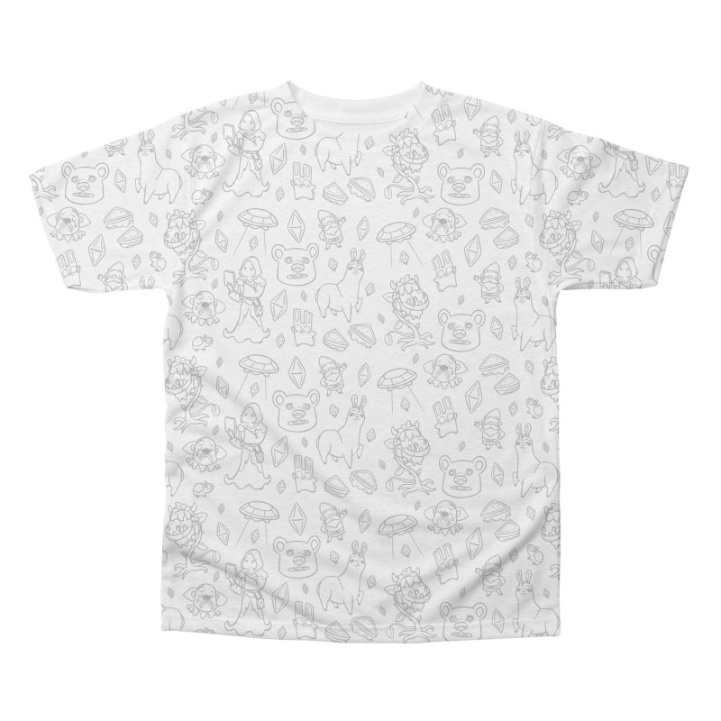 The Sims Celebration Men's All-Over Print Triblend T-Shirt by The Sims Official Threadless Store