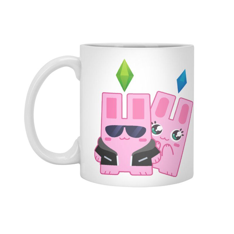 Celebrate The Sims Mobile Accessories Mug by The Sims Official Threadless Store