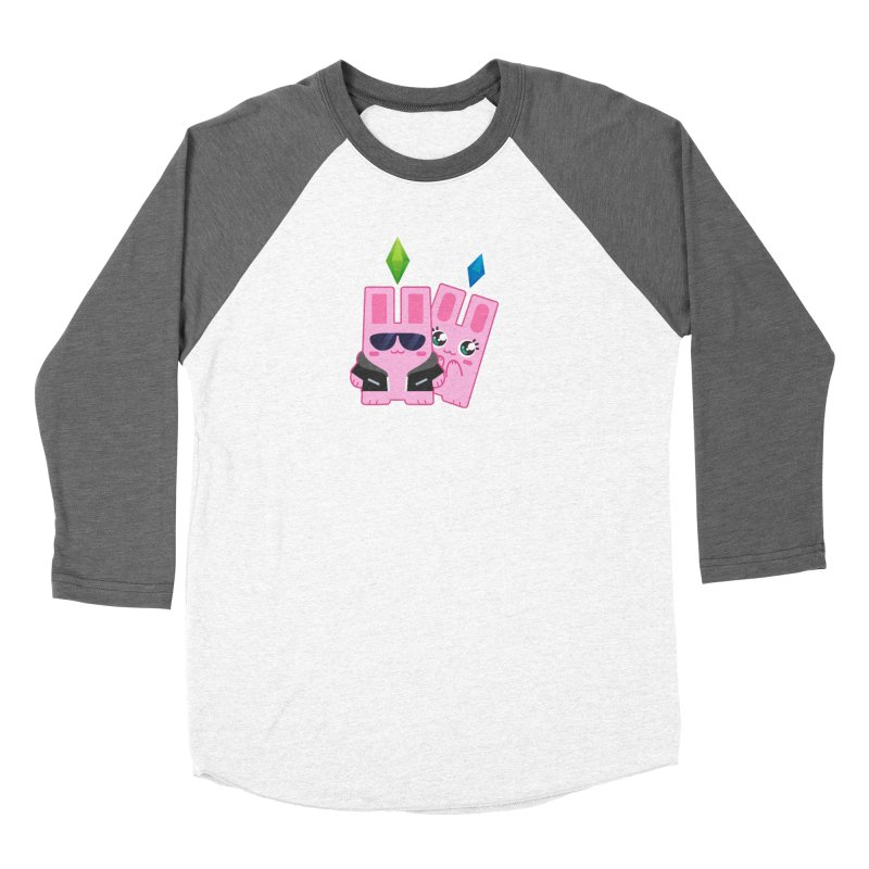Celebrate The Sims Mobile Women's Longsleeve T-Shirt by The Sims Official Threadless Store