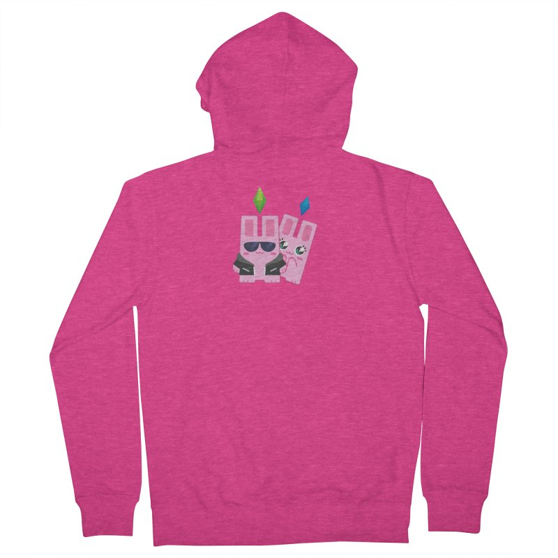 Celebrate The Sims Mobile Women's Zip-Up Hoody by The Sims Official Threadless Store