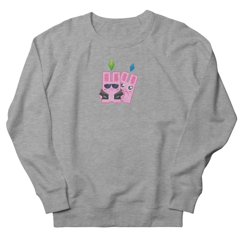 Celebrate The Sims Mobile Women's French Terry Sweatshirt by The Sims Official Threadless Store