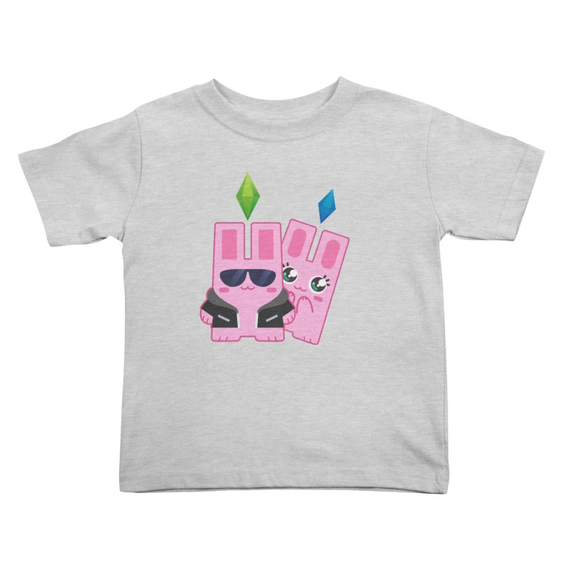 Celebrate The Sims Mobile Kids Toddler T-Shirt by The Sims Official Threadless Store
