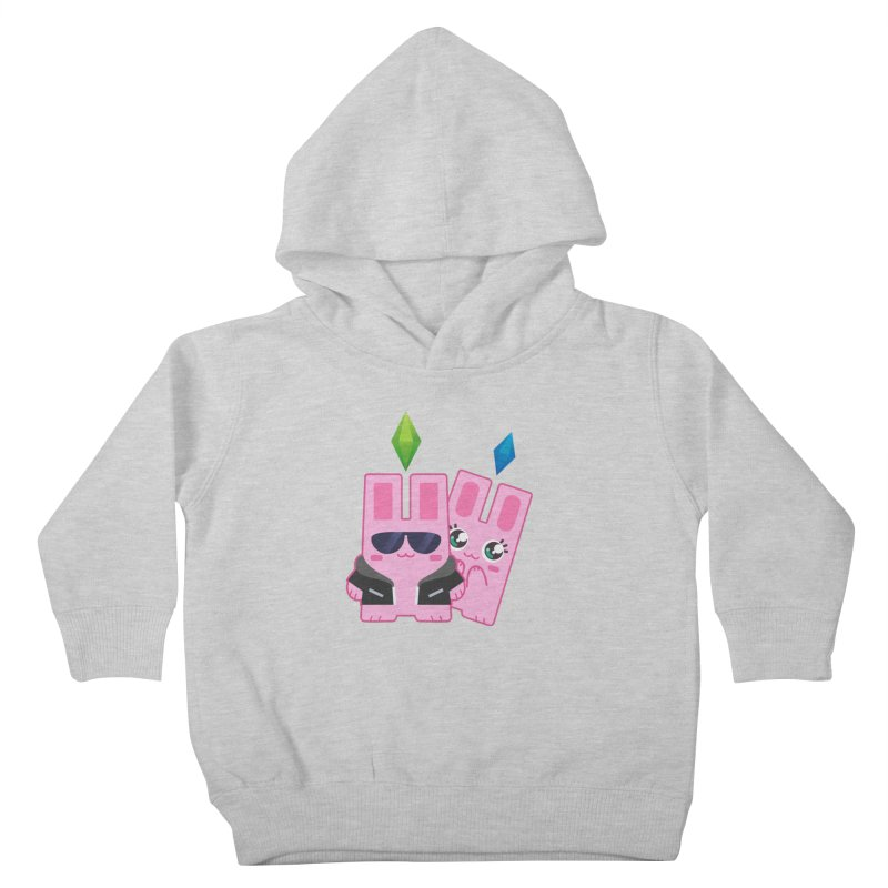 Celebrate The Sims Mobile Kids Toddler Pullover Hoody by The Sims Official Threadless Store
