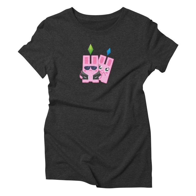 Celebrate The Sims Mobile Women's Triblend T-Shirt by The Sims Official Threadless Store