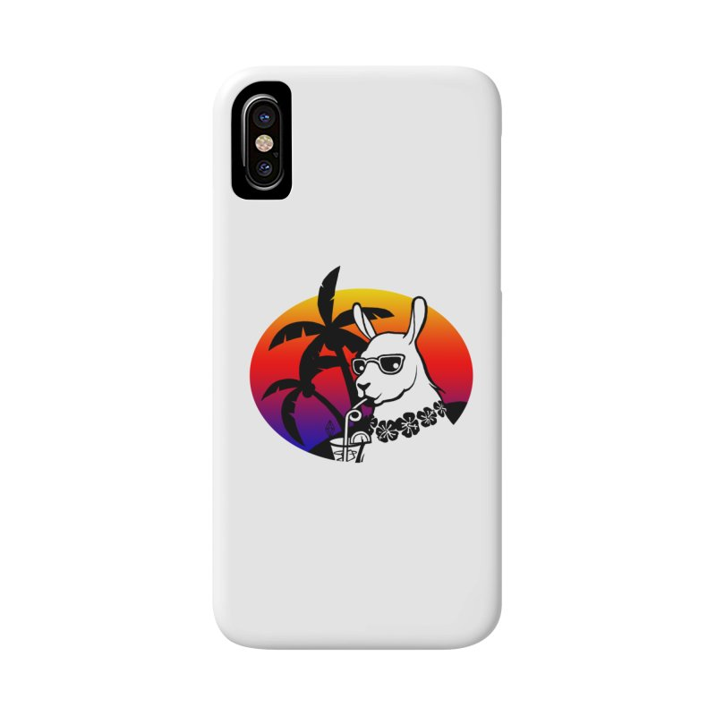 Tropi-Llama Accessories Phone Case by The Sims Official Threadless Store