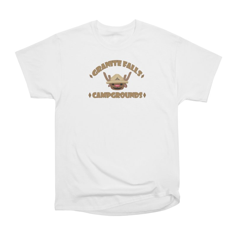 Welcome to Granite Falls! Men's Heavyweight T-Shirt by The Sims Official Threadless Store