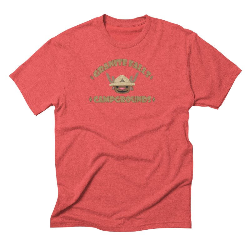 Welcome to Granite Falls! Men's Triblend T-Shirt by The Sims Official Threadless Store