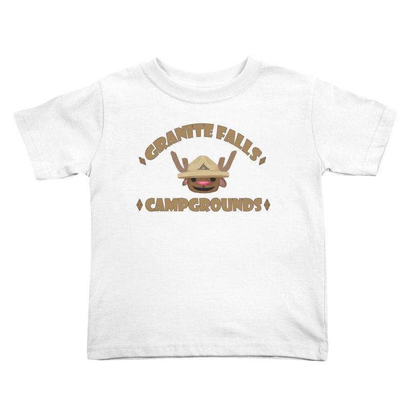 Welcome to Granite Falls! Kids Toddler T-Shirt by The Sims Official Threadless Store