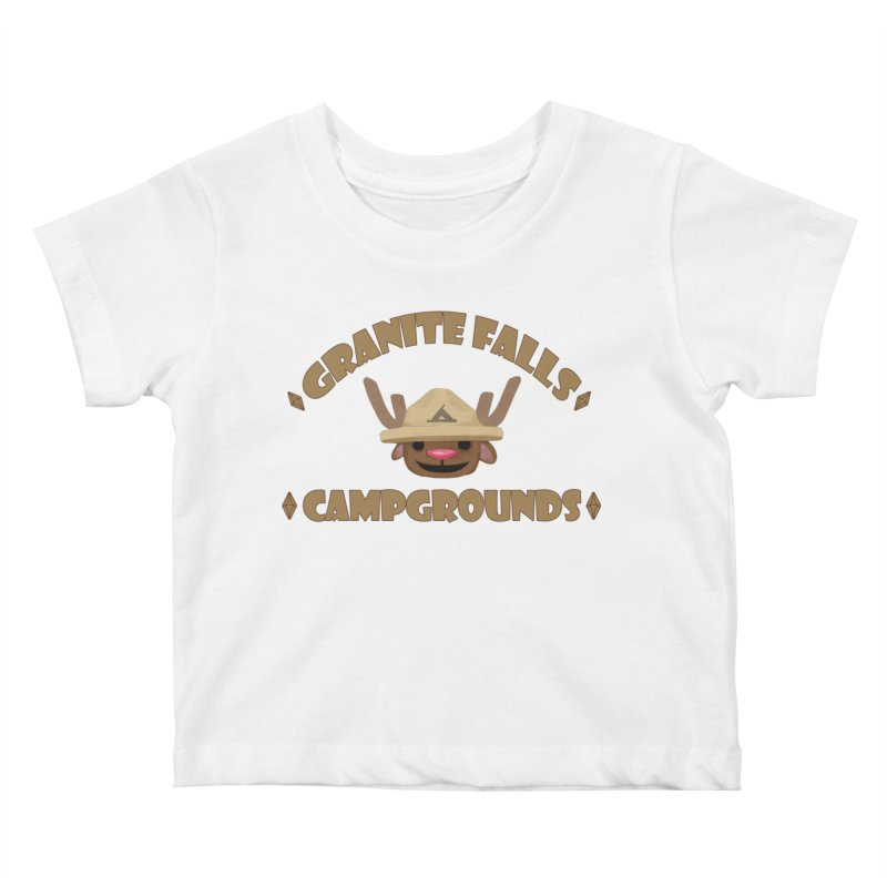 Welcome to Granite Falls! Kids Baby T-Shirt by The Sims Official Threadless Store