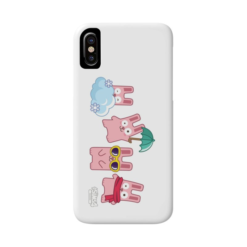 Forecast Bunnies Accessories Phone Case by The Sims Official Threadless Store
