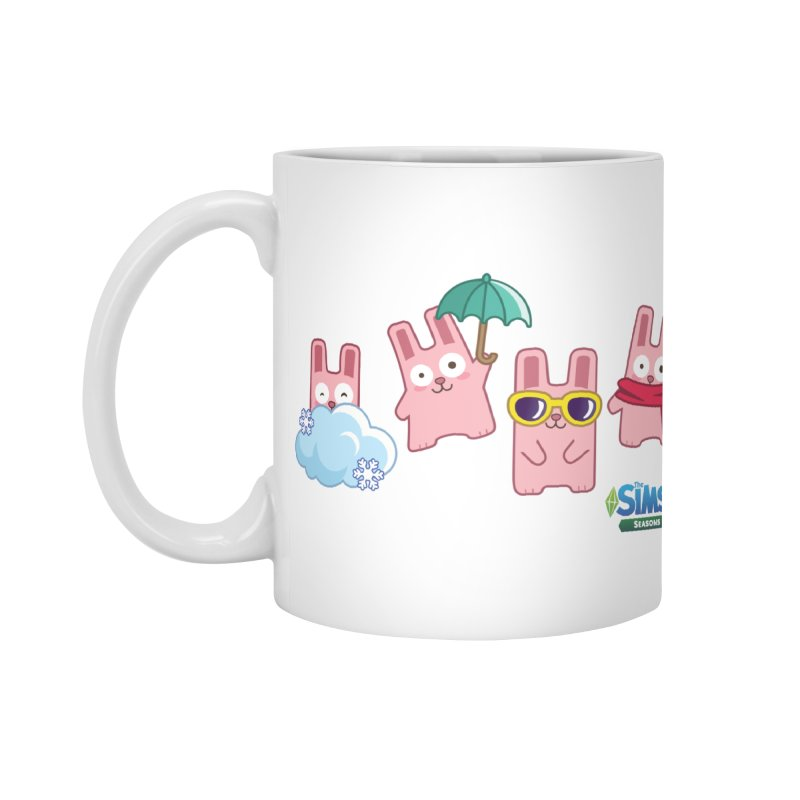 Forecast Bunnies Accessories Mug by The Sims Official Threadless Store