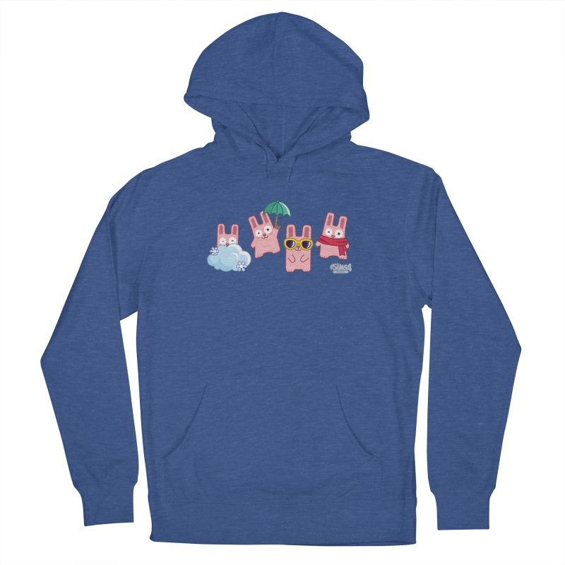 Forecast Bunnies Women's Pullover Hoody by The Sims Official Threadless Store