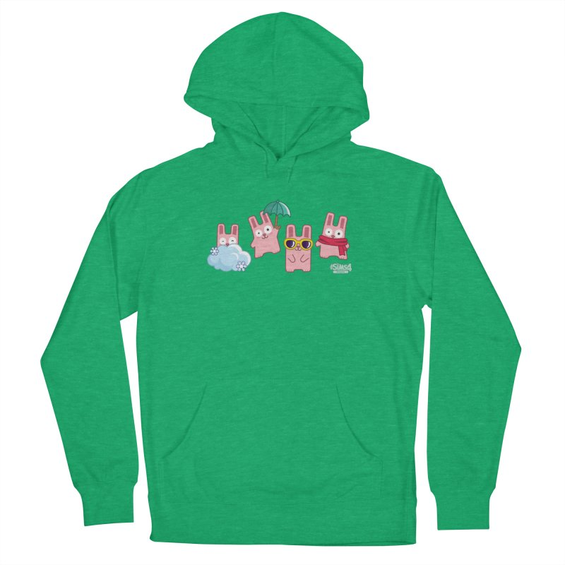 Forecast Bunnies Men's Pullover Hoody by The Sims Official Threadless Store