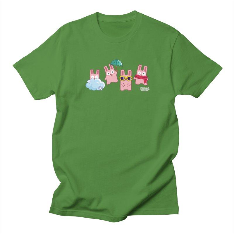 Forecast Bunnies Women's Regular Unisex T-Shirt by The Sims Official Threadless Store