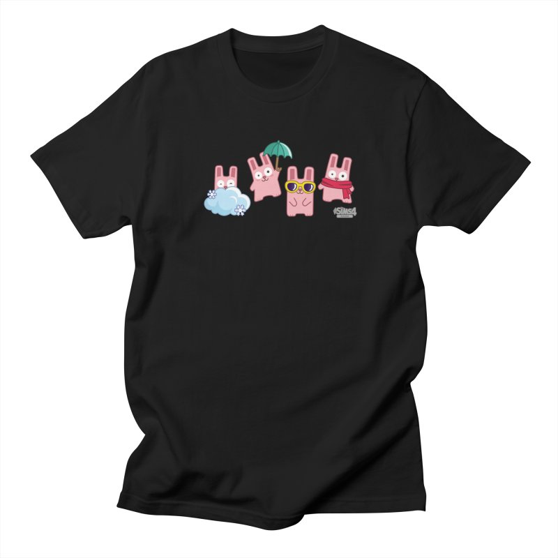 Forecast Bunnies Women's Unisex T-Shirt by The Sims Official Threadless Store