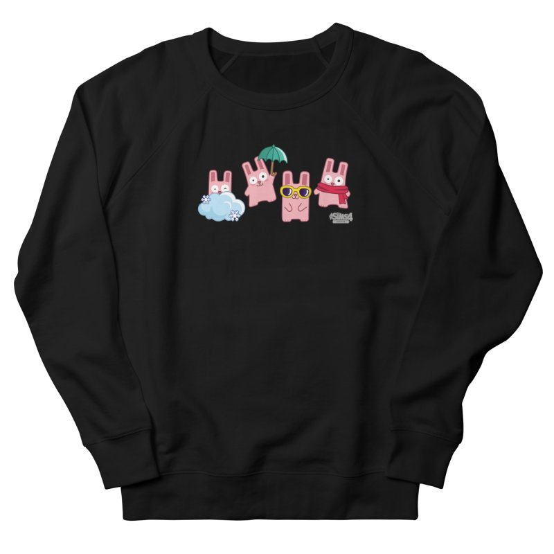 Forecast Bunnies Women's Sweatshirt by The Sims Official Threadless Store