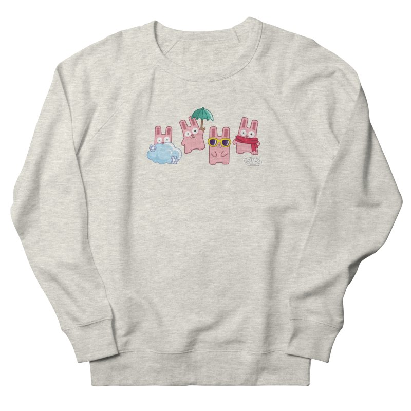 Forecast Bunnies Women's French Terry Sweatshirt by The Sims Official Threadless Store