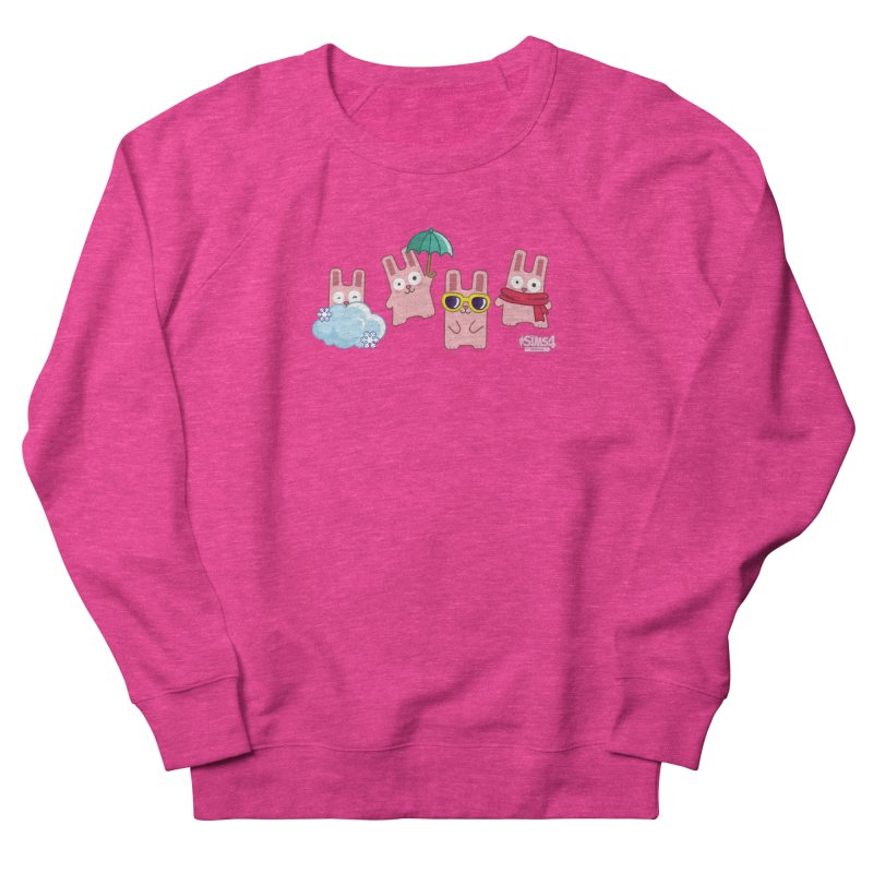 Forecast Bunnies Men's Sweatshirt by The Sims Official Threadless Store