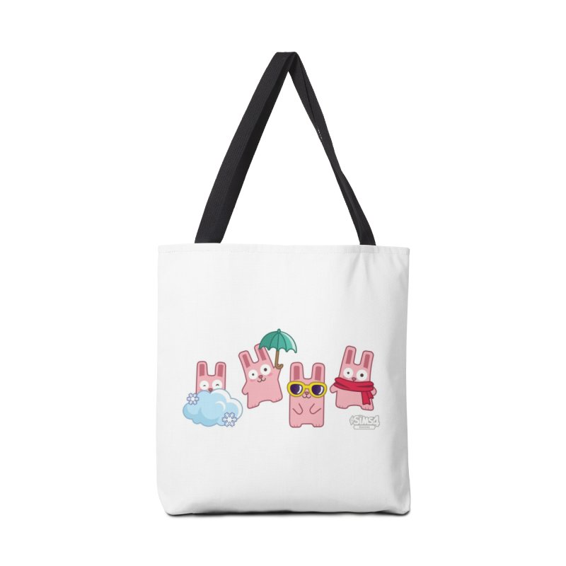 Forecast Bunnies Accessories Bag by The Sims Official Threadless Store