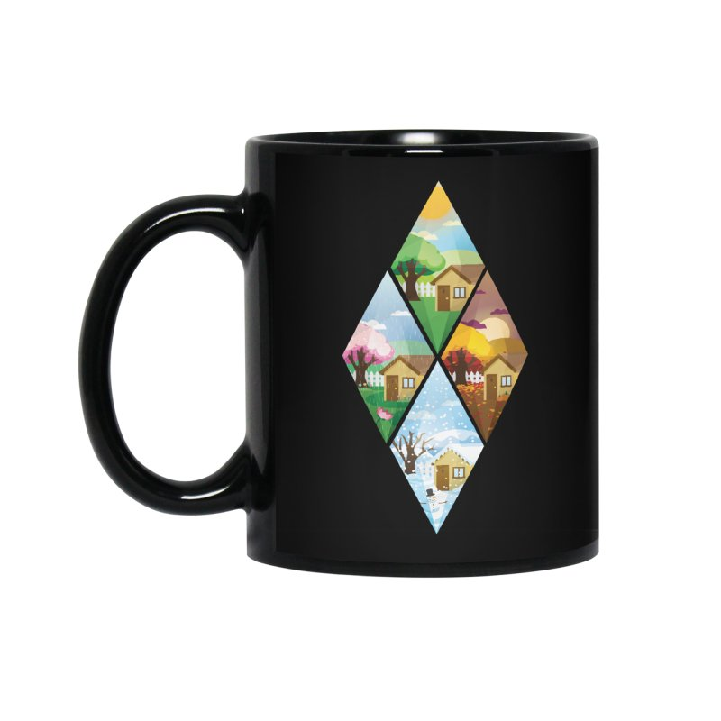 The Sims 4 Seasons - Seasonal-bob Accessories Standard Mug by The Sims Official Threadless Store